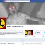 Holy Land: Resistance on Facebook.